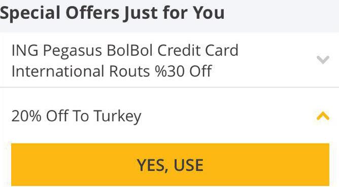 Pegasus Sale 20% off