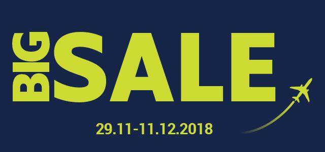 Розпродаж у airBaltic
