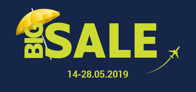 airBaltic Big Sale