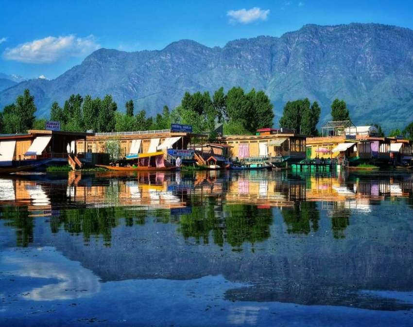Lake, Sninagar, Kashmir