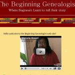 TheBeginningGenealogistWebsite