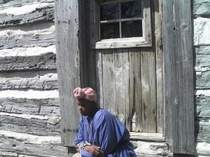 Texas Slave Cabins Naomi Carter