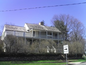 Bush Holley House