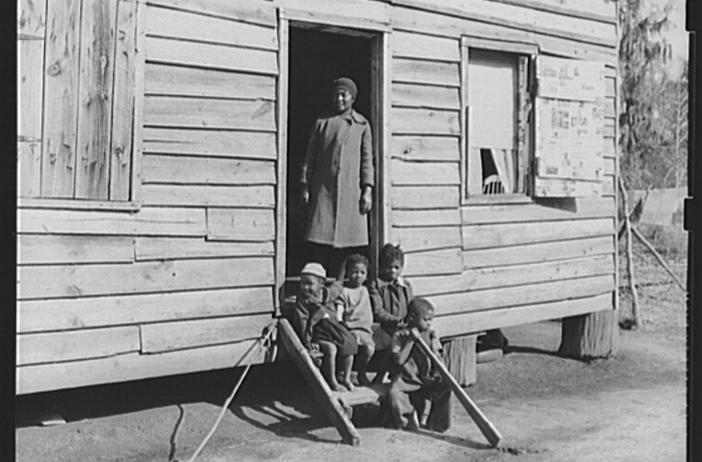 Family Near Charleston, South Carolina