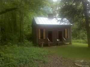 Woodburn House Slave Cabin