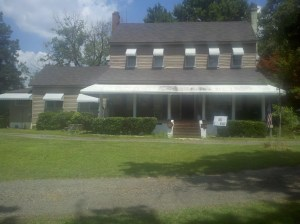 Oakland Plantation House, Simpsonville