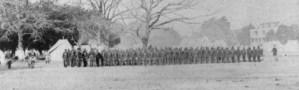 Dress Parade of the 1st South Carolina