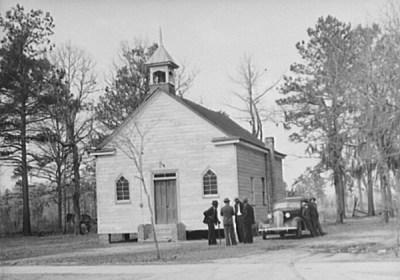 African American Church Moncks Corner SC