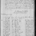 John Raven Mathews Estate Inventory P632