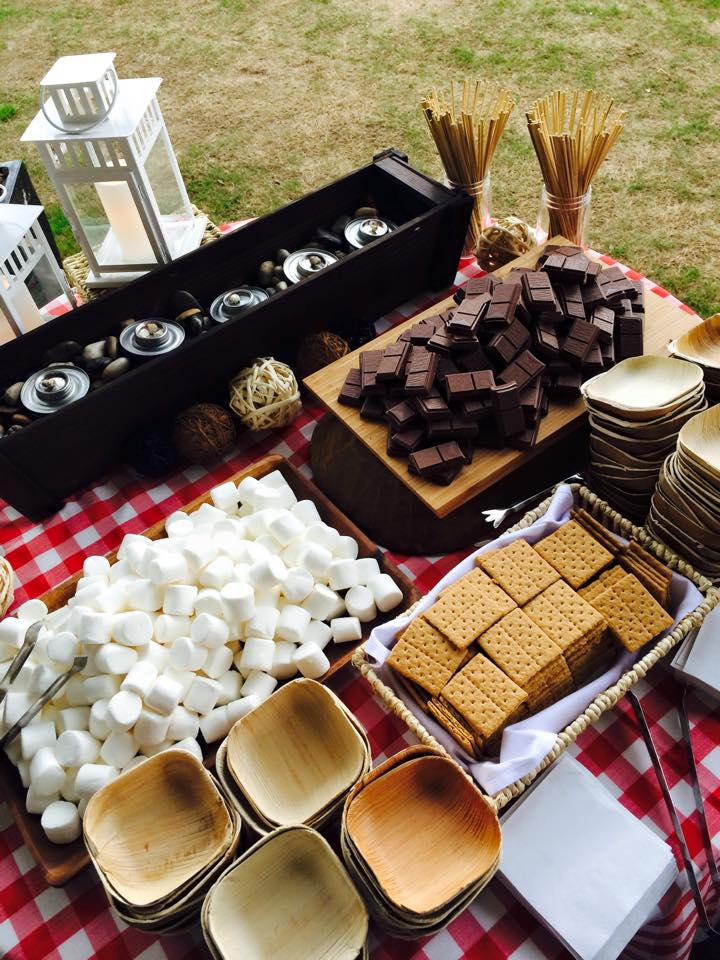 Smores Station Low Country Catering