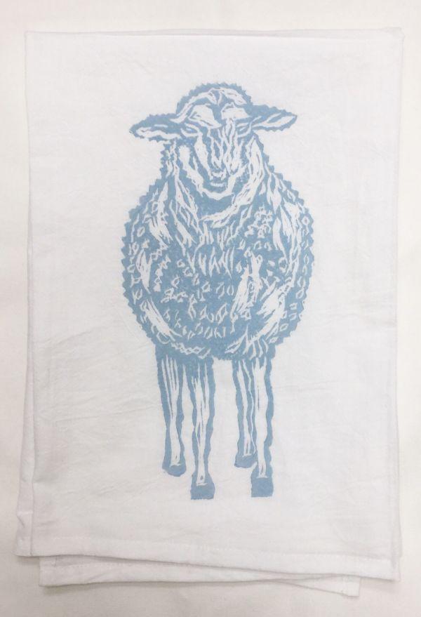 Lamb towel