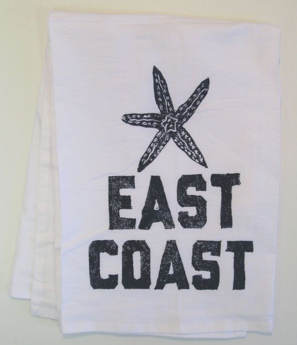 east coast towel