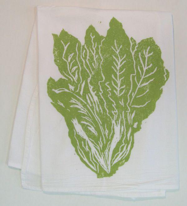 lettuce towel