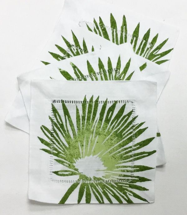 palm frond cocktail