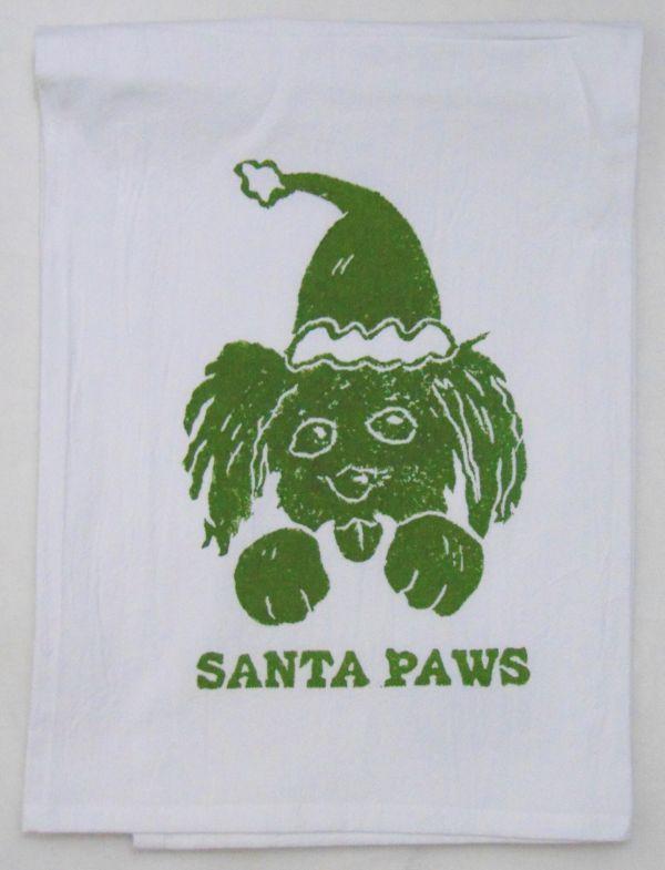 reshoot santa paws