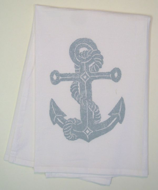 rope anchor towel