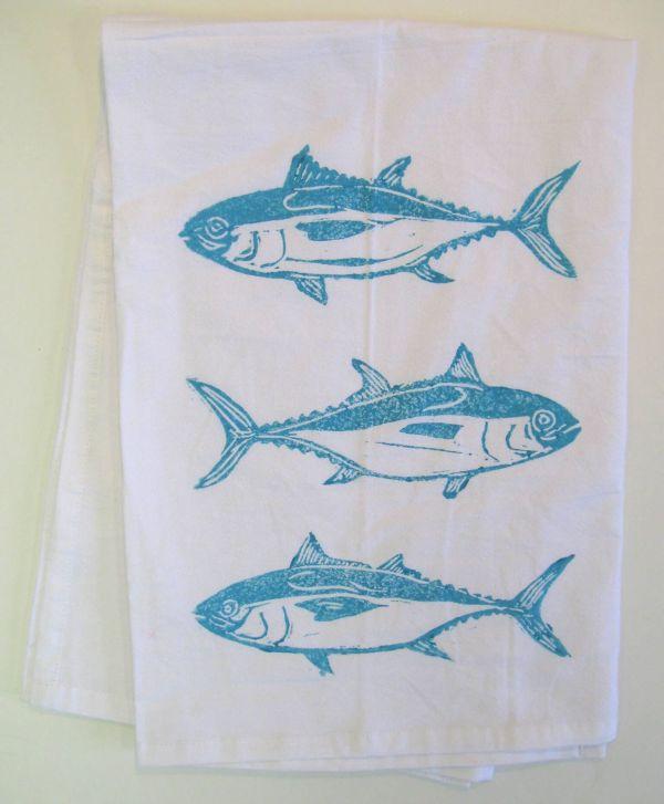 tuna towel