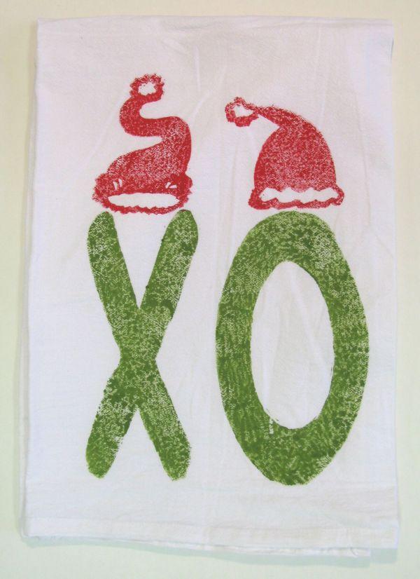 xo towel
