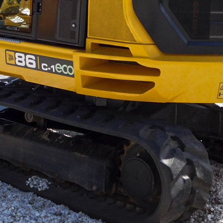 Replacement Rubber Tracks - Low Country Machinery - Pooler, GA