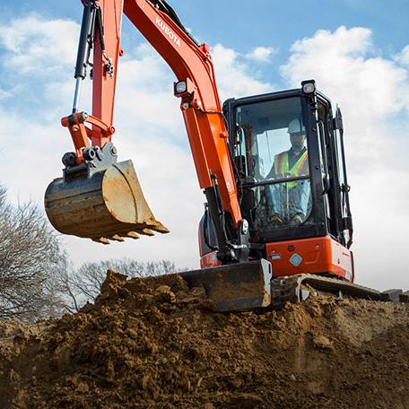 Construction Equipment - Low Country Kubota - Statesboro, GA