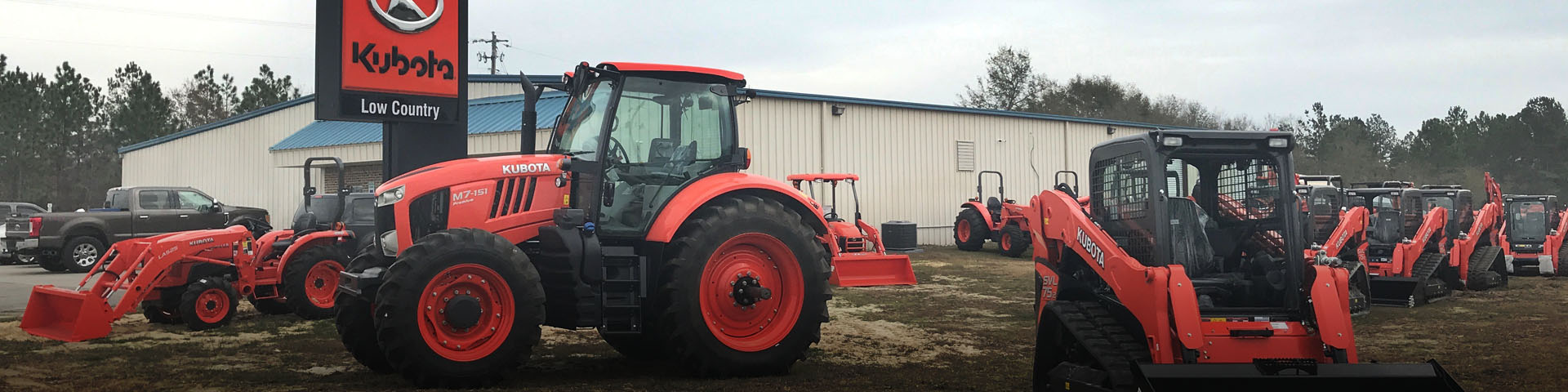 Low Country Kubota Dealership - Statesboro, GA