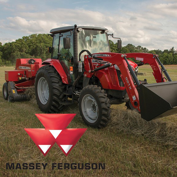 Massey Ferguson - Low Country Machinery - Effingham County, GA