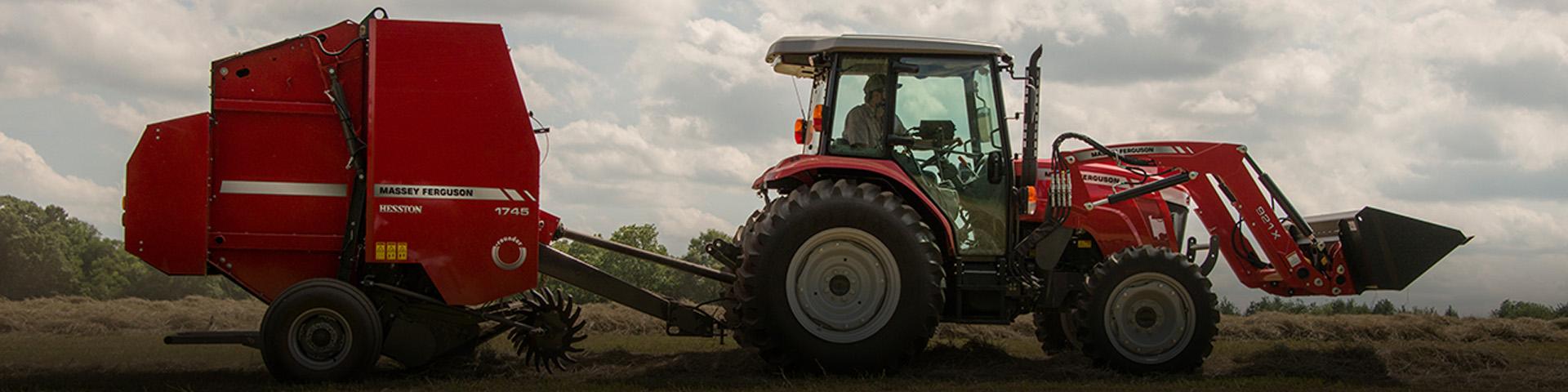 Tractor - Low Country Massey Ferguson - Pooler, GA