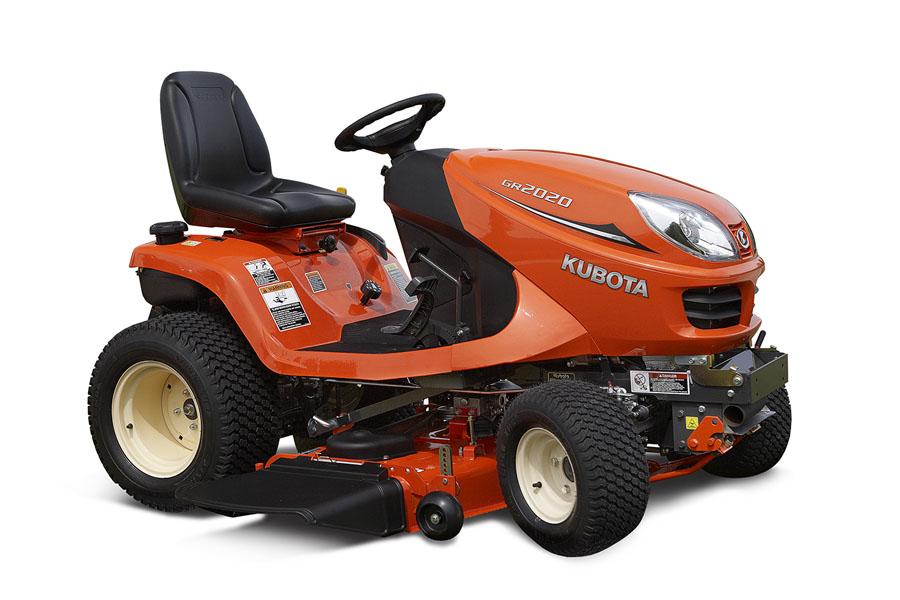 Kubota GR2020 / GR2120 - Lawn & Garden Tractors - Statesboro, GA