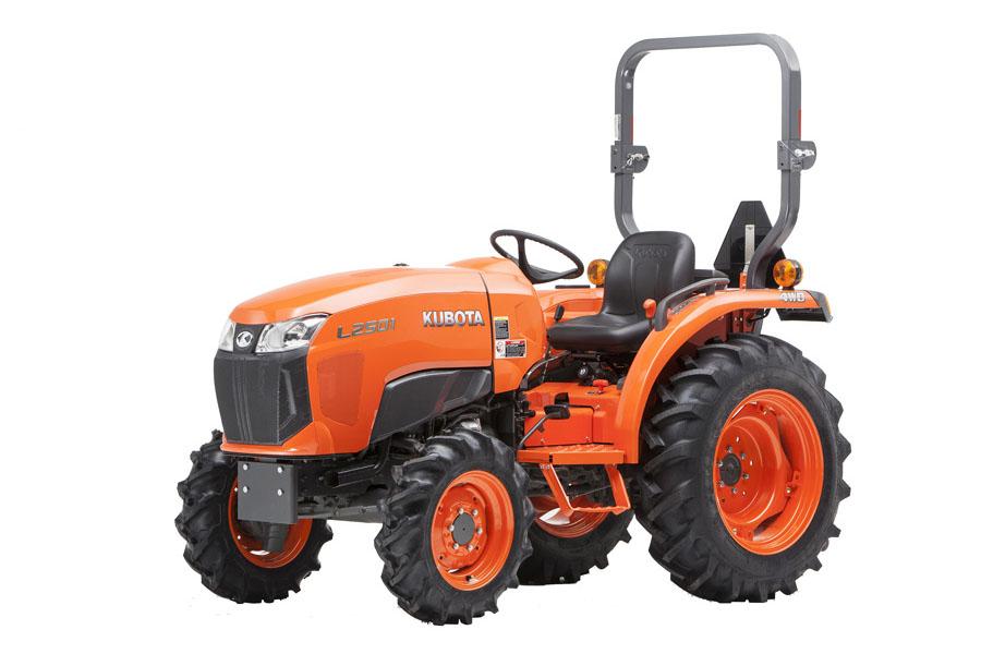 Kubota Standard L01 - Compact Tractor - Statesboro, GA