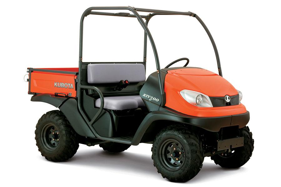 Kubota RTV400CI/RTV500 - Utility Vehicles - Statesboro, GA