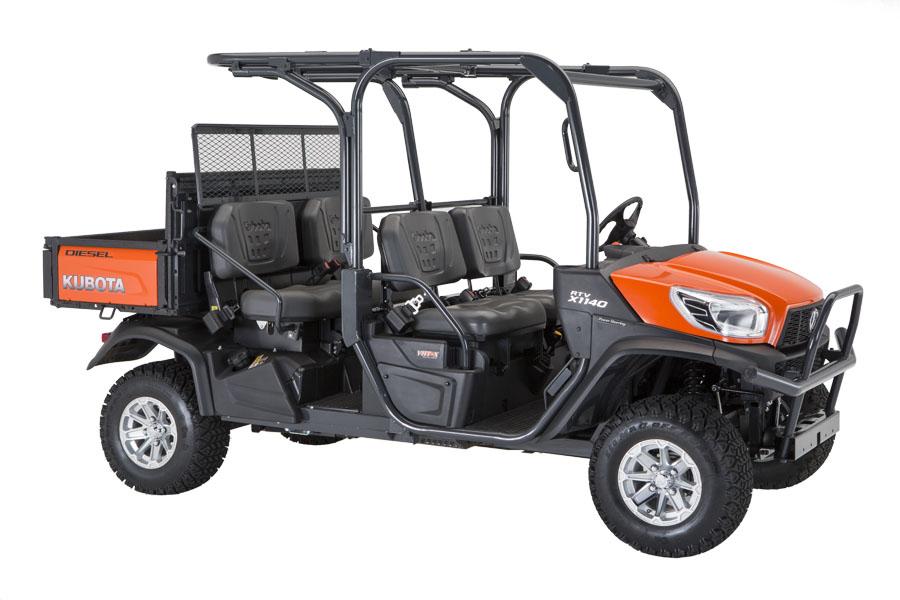 Kubota RTV-X1140 - Utility Vehicles - Statesboro, GA