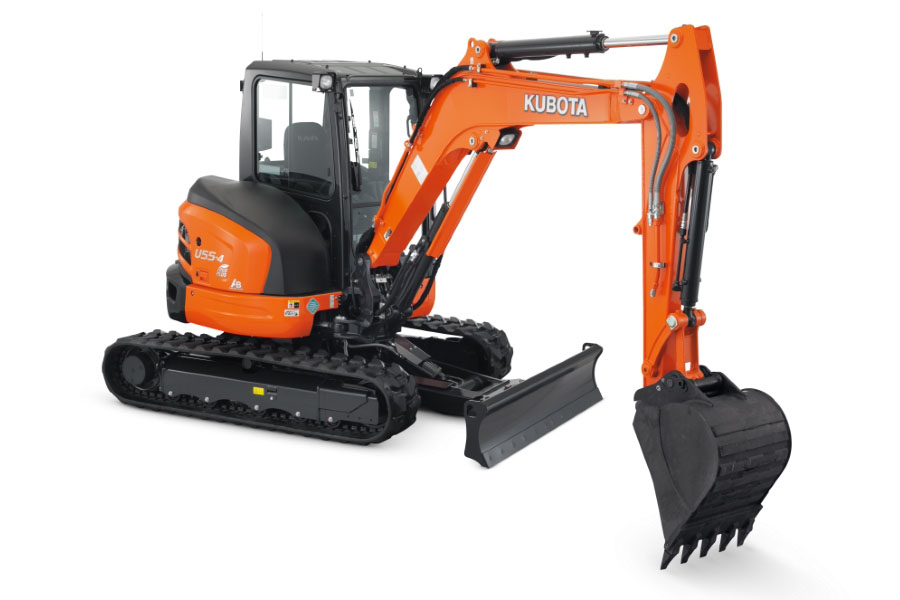 Kubota U Series Compact Excavators - Statesboro, GA