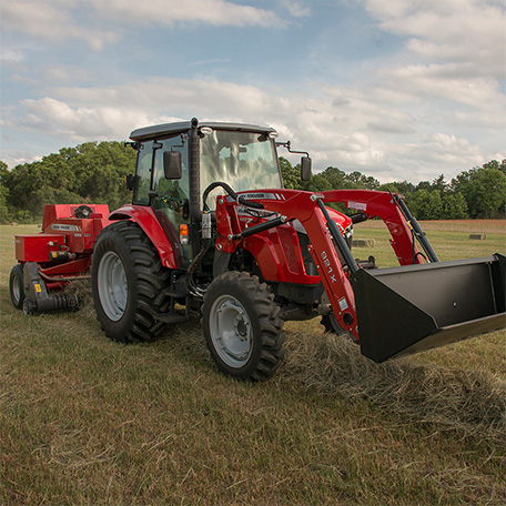 Massey Ferguson Utility Tractor - Low Country Machinery - Pooler, GA