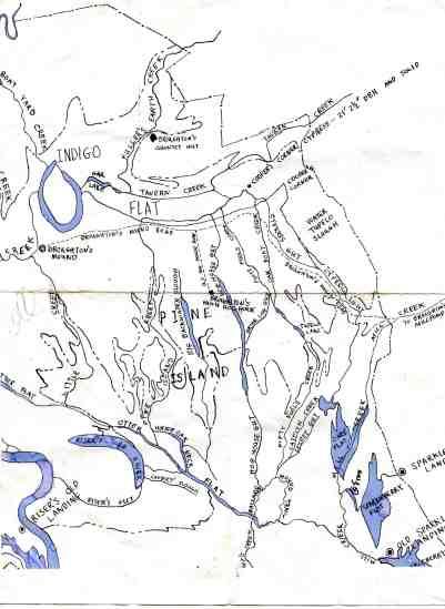 Sparkleberry Map