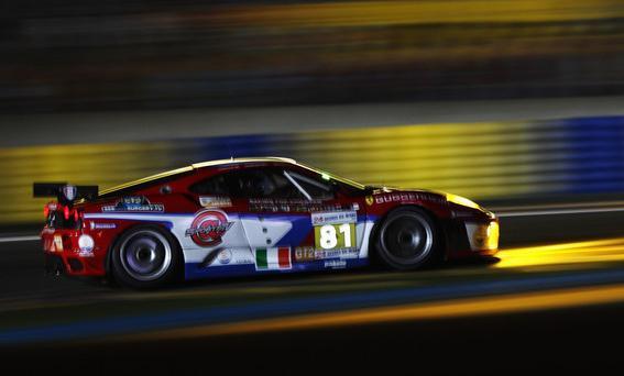 Patrick-Dempsey-Le-Mans-Thursday-Quali