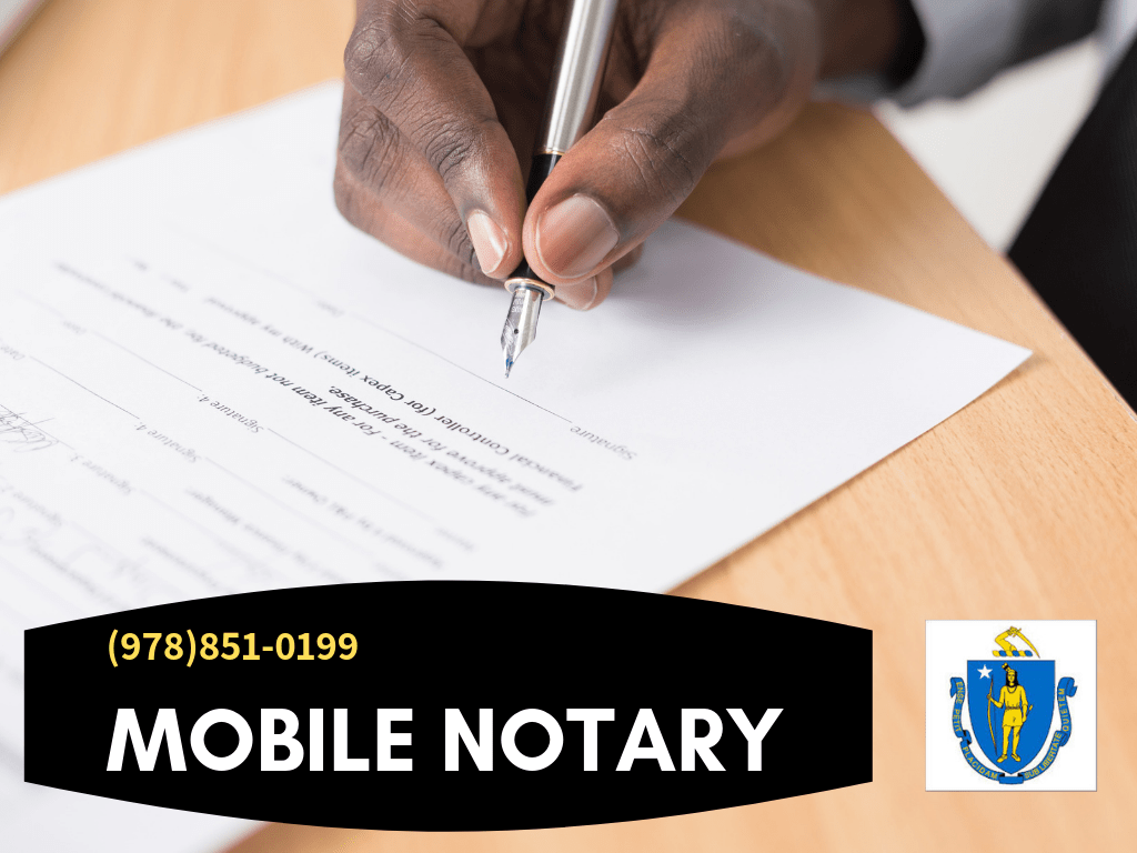 mobile notary waltham ma