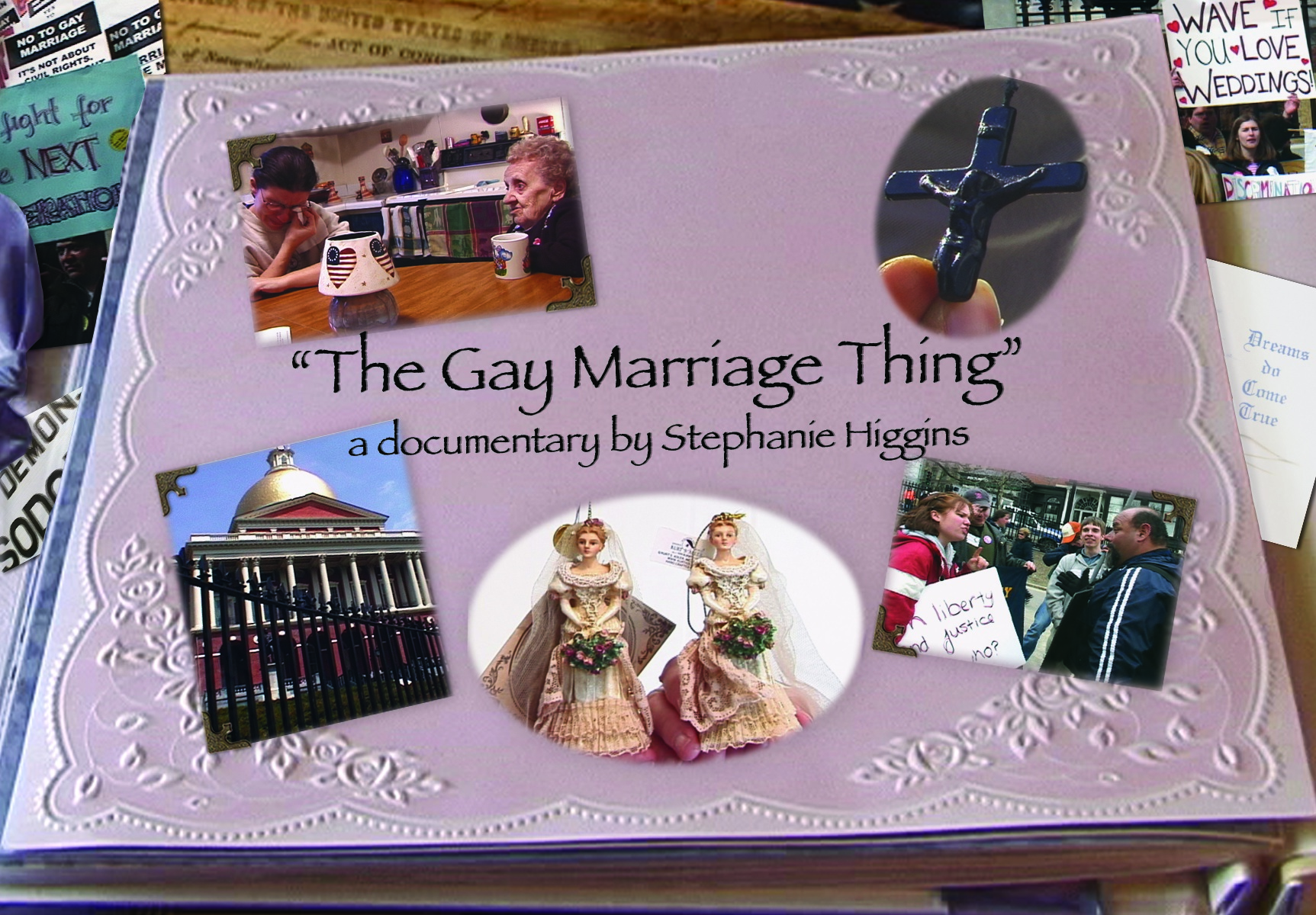 The Gay Marriage Thing