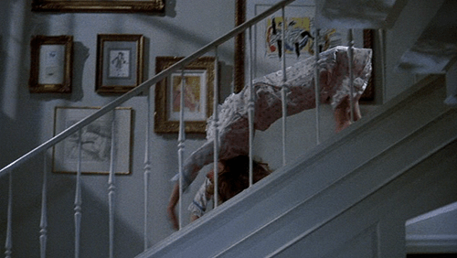 The Exorcist - Spider Girl!