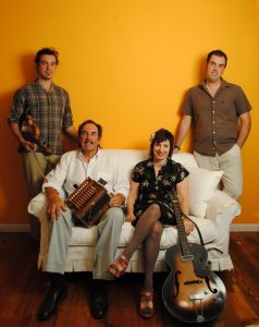 Savoy Family Cajun Band