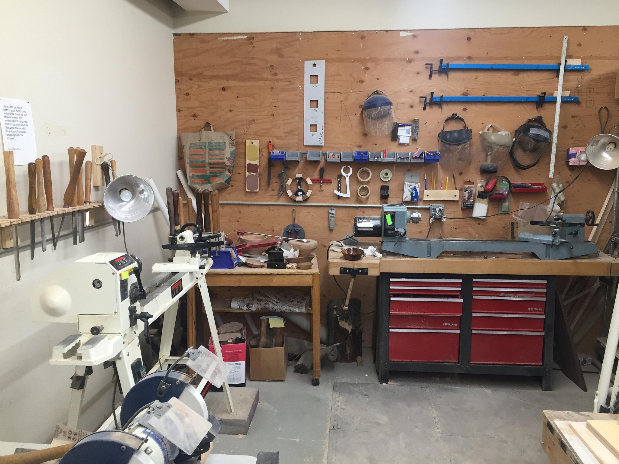 Wood Shop Lowell Makes