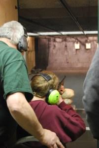 Boy Scout Rifle Merit Badge Shoot