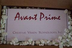 Avant Prime box