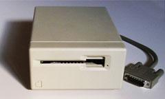 Macintosh 400K floppy drive M130