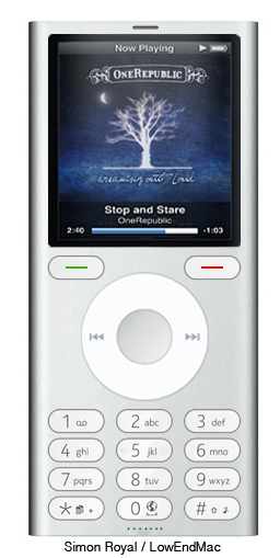 Apple Phone or iPod Phone: Could Either Be a Budget Handset