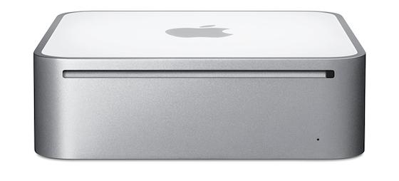 mac mini 2006 boot from usb