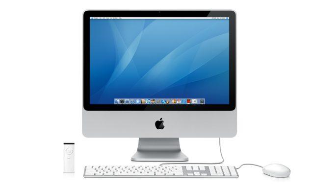 20 inch aluminum iMac