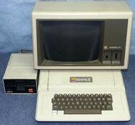 Apple II+ system