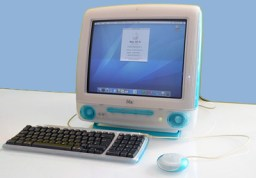 blueberry iMac DV