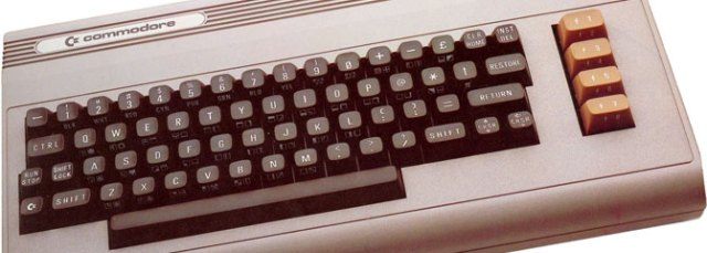 Commodore 64 keyboard
