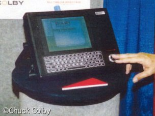 Colby Classmate tablet computer